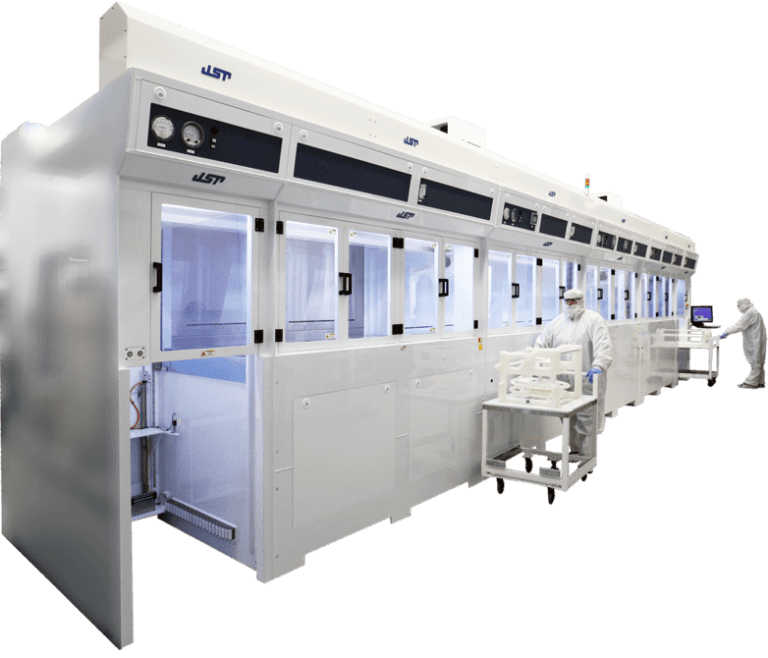 automated-parts-cleaning-system-with-lab-workers